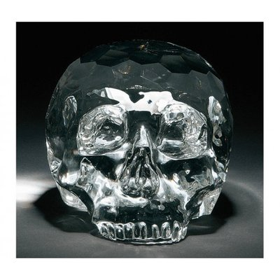 CRYSTAL SKULL - THE HAMLET DILEMMA