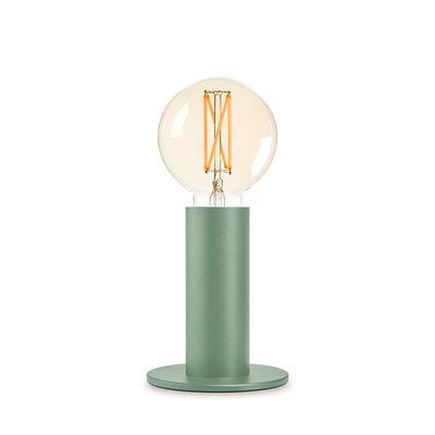 EDGAR - SOL Lamp cement green